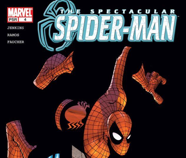 SPECTACULAR SPIDER-MAN (2003) #4
