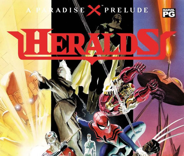 Paradise X: Heralds (2002) #1