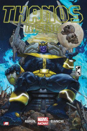 Thanos Rising (Hardcover)