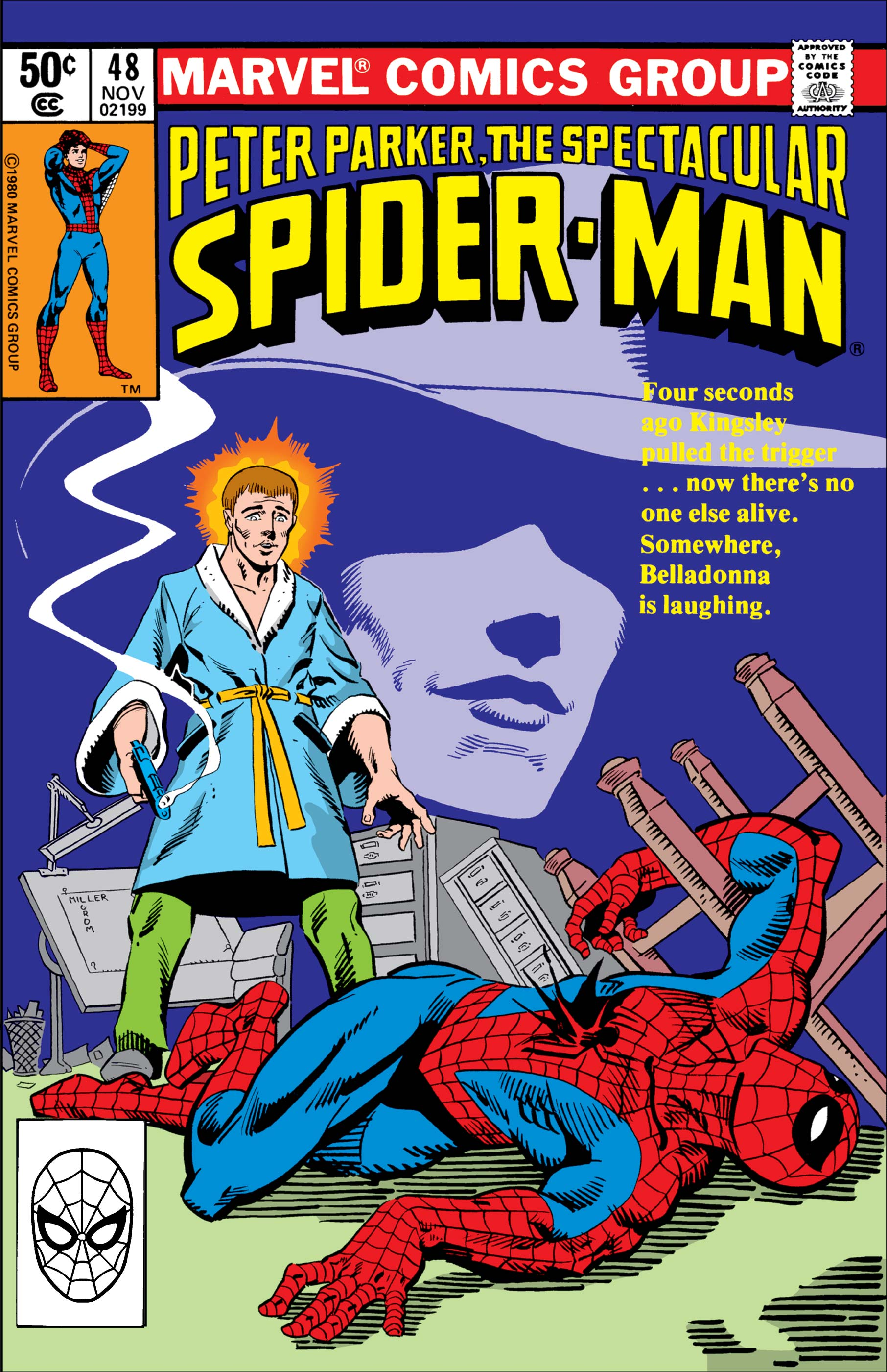 Peter Parker, the Spectacular Spider-Man (1976) #48