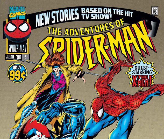 Adventures of Spider-Man #3