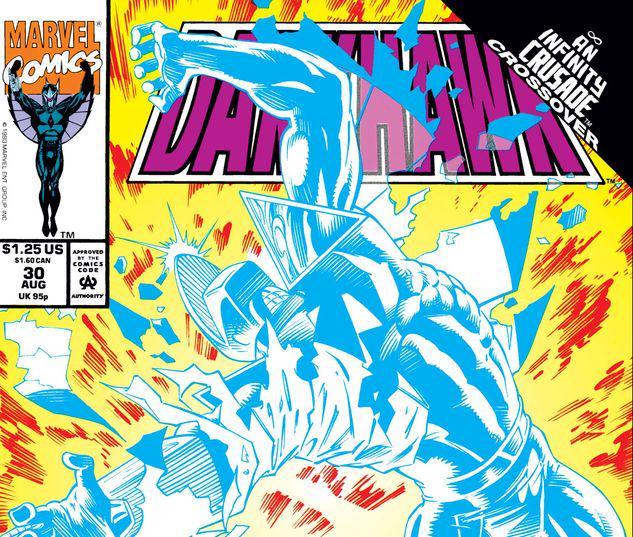 Darkhawk #30