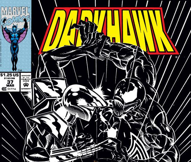 Darkhawk #37