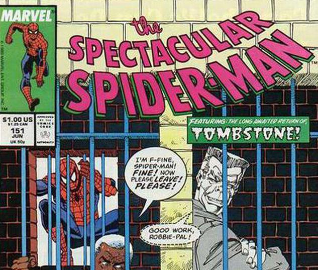 Spectacular Spider-Man #151