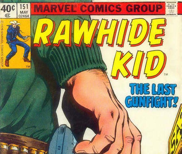Rawhide Kid #151