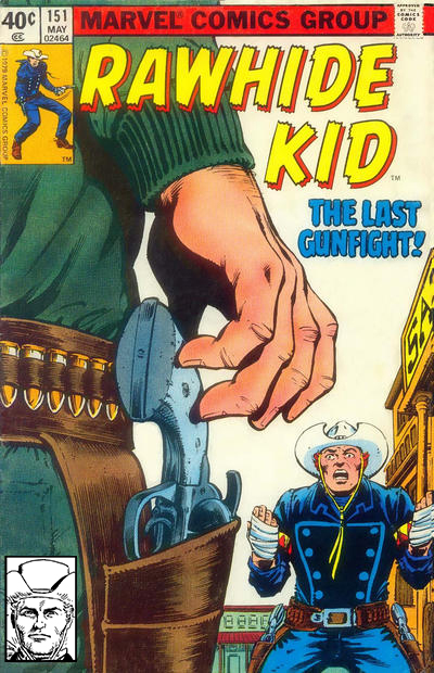 Rawhide Kid (1955) #151