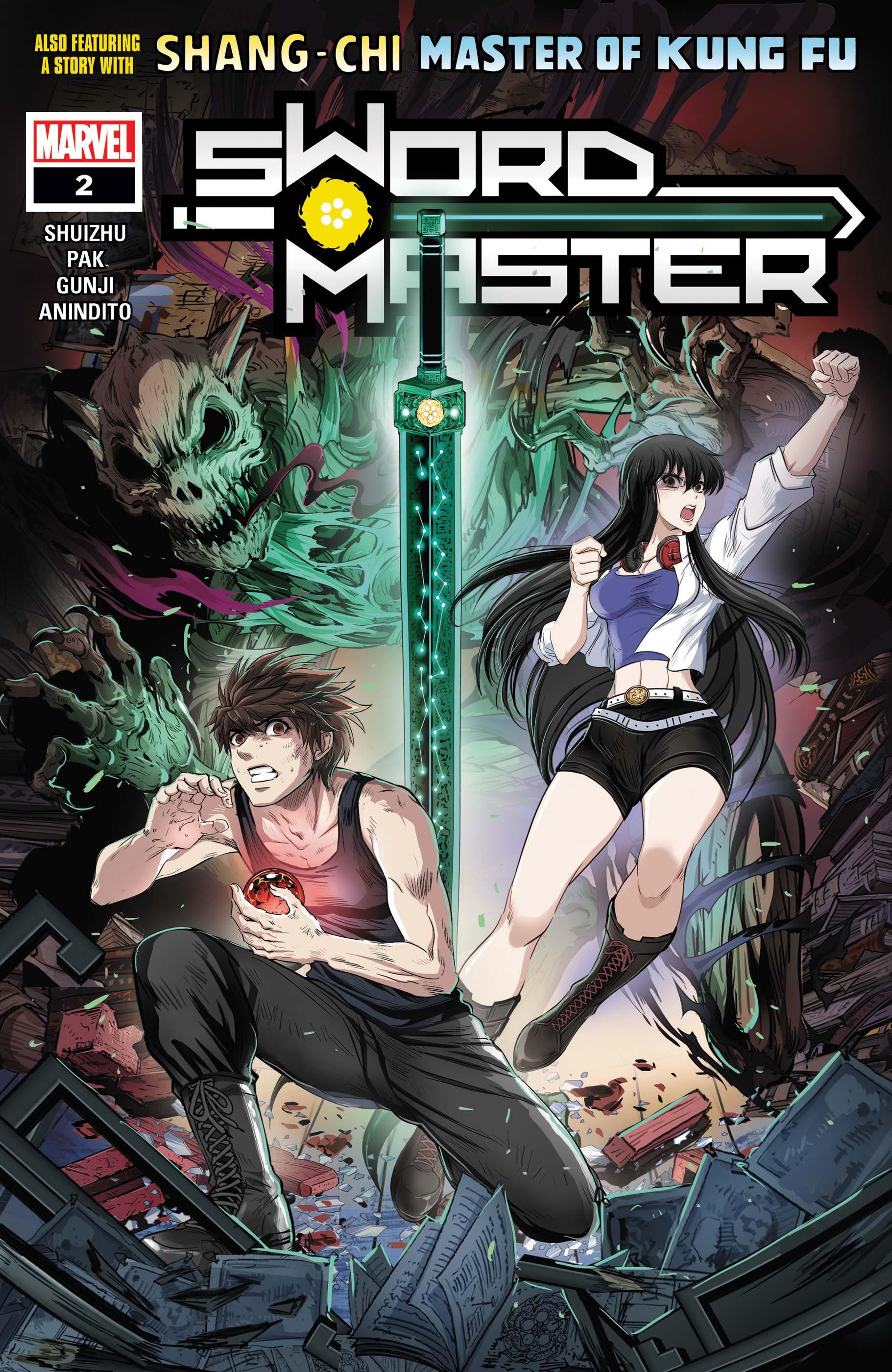 Sword Master (2019) #2