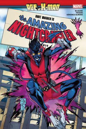 Age Of X-Man: The Amazing Nightcrawler (Trade Paperback)
