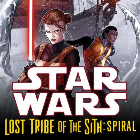 Star Wars: Lost Tribe of the Sith - Spiral (2012)