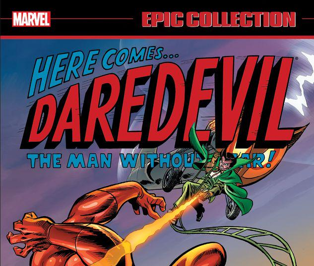DAREDEVIL EPIC COLLECTION: A WOMAN CALLED WIDOW TPB #1