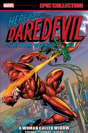 Daredevil Epic Collection: A Woman Called Widow  (Trade Paperback)