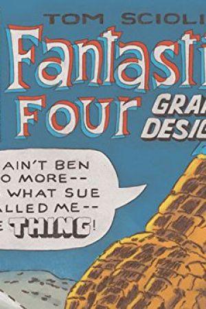 Fantastic Four: Grand Design (2019)