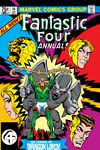 Fantastic Four Annual #16