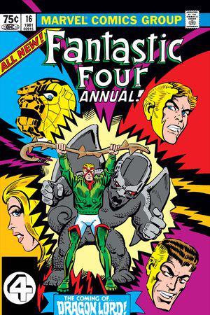 Fantastic Four Annual #16