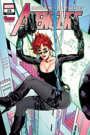 Avengers (2018) #28 (Variant)