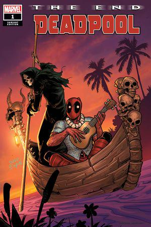 Deadpool: The End (2020) #1 (Variant)