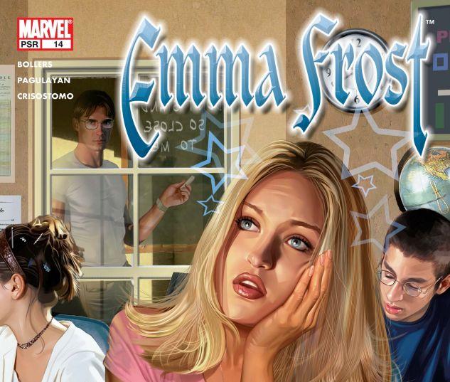 EMMA FROST (2003) #14