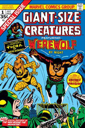 Giant-Size Creatures (1974) #1