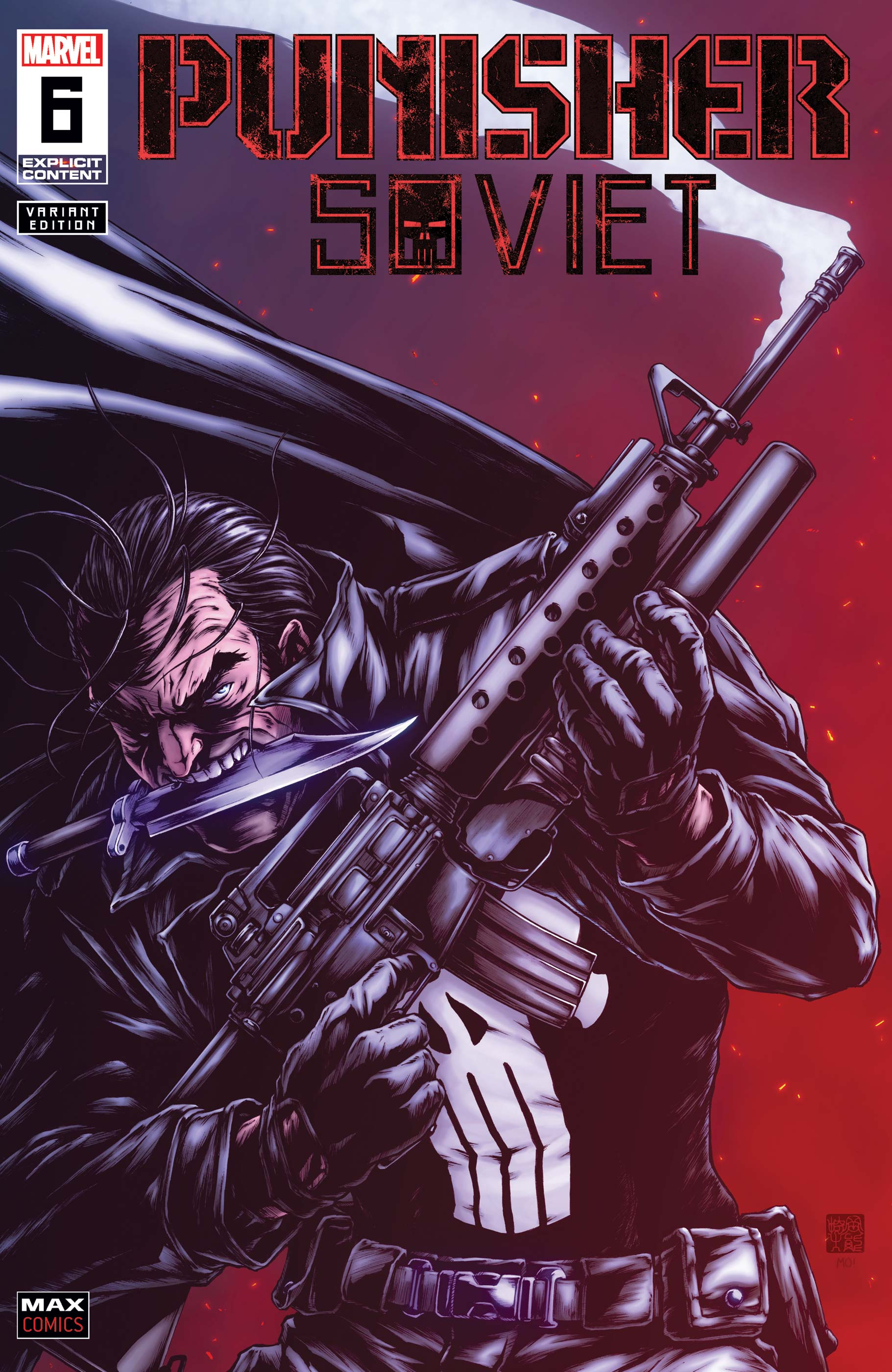 Punisher: Soviet (2019) #6 (Variant)