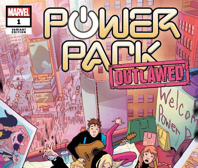 Power Pack #1
