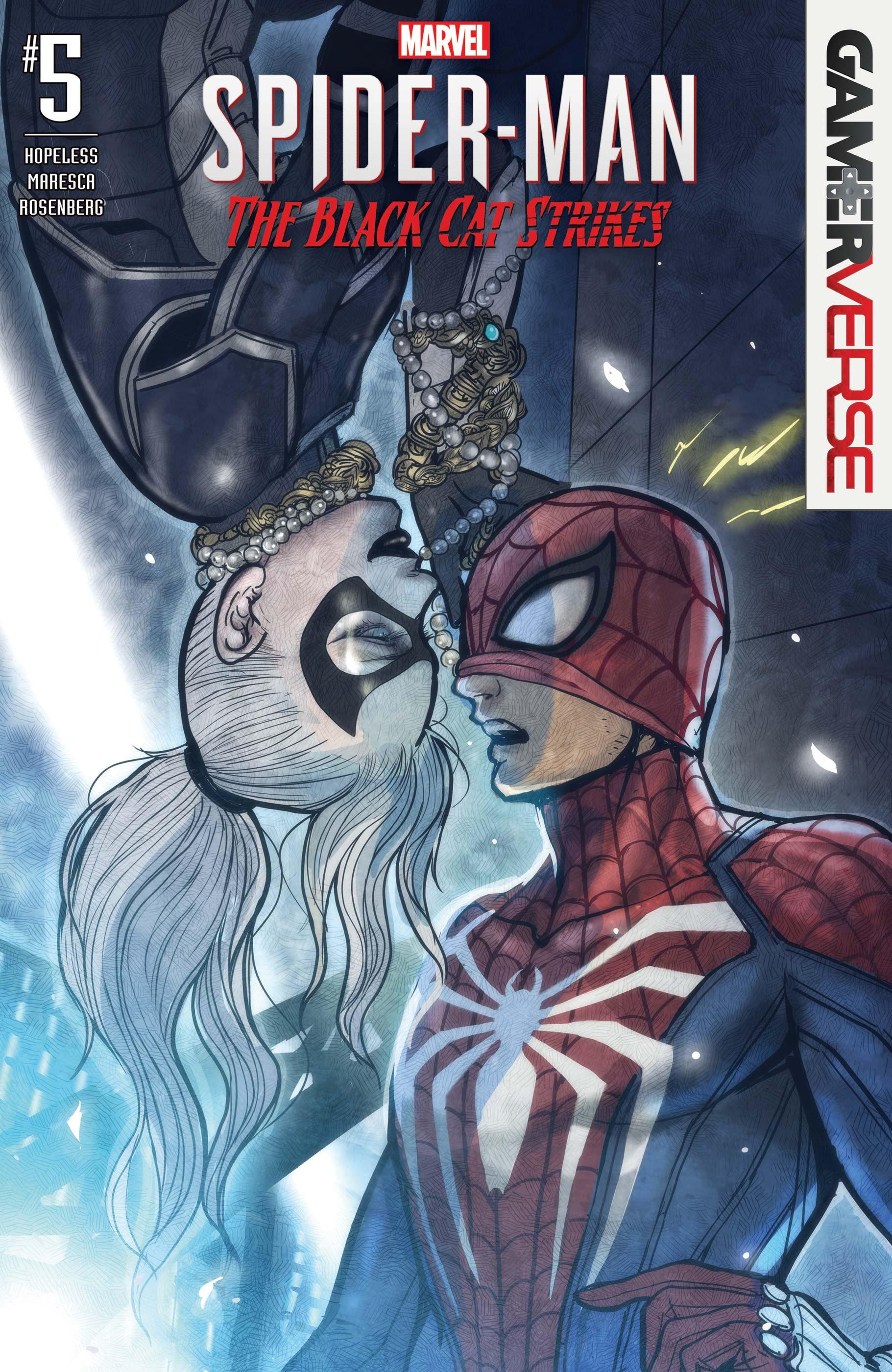 Marvel's Spider-Man: The Black Cat Strikes (2020) #5