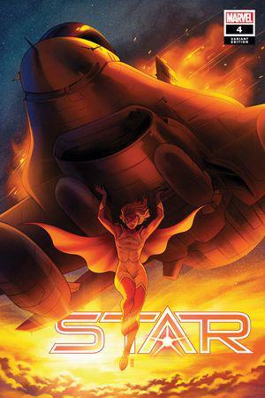 Star (2020) #4 (Variant)