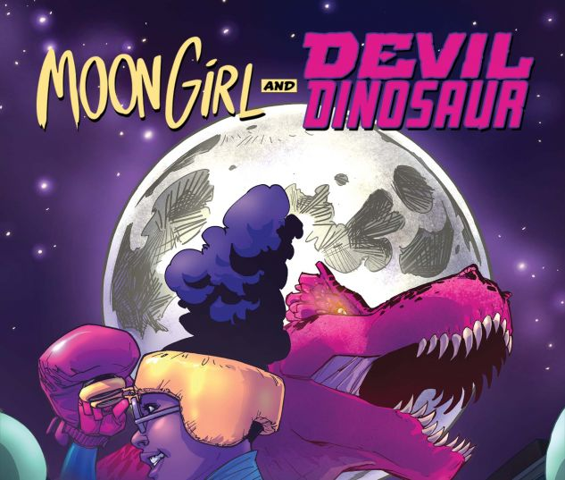 Moon Girl and Devil Dinosaur Infinite Comic (2019) #13