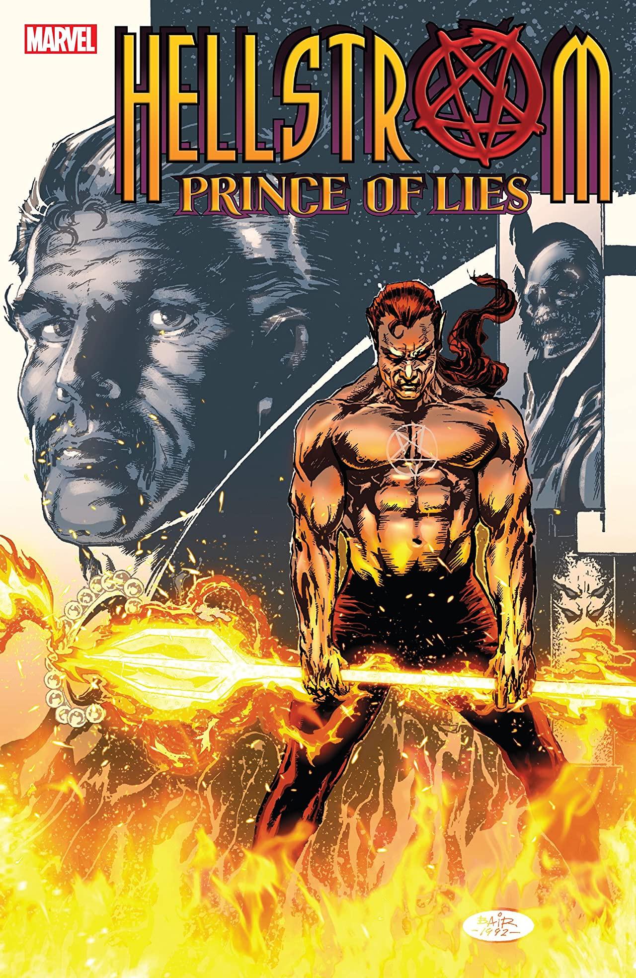 Hellstrom: Prince Of Lies (Trade Paperback)