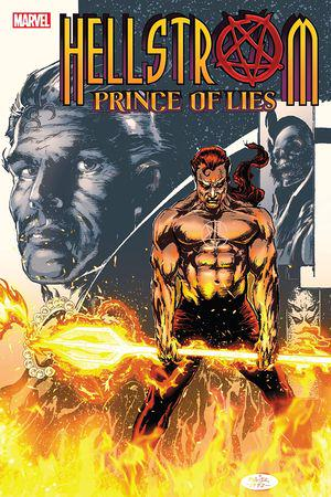Hellstrom: Prince Of Lies (Trade Paperback)