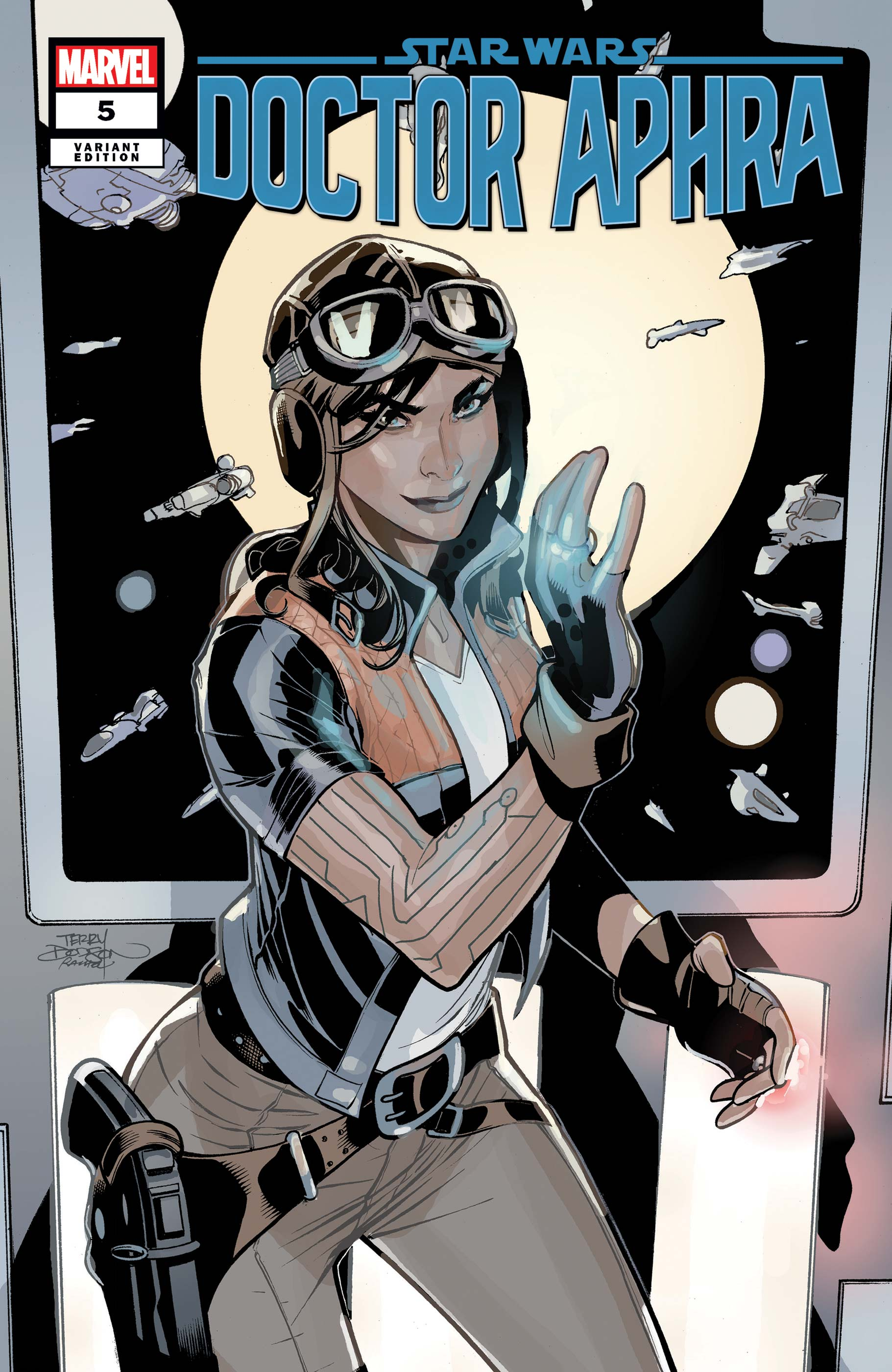 Star Wars: Doctor Aphra (2020) #5 (Variant)