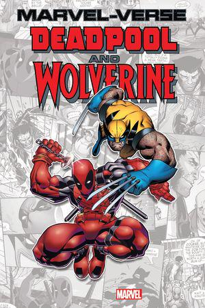 Marvel-Verse: Deadpool & Wolverine (Trade Paperback)