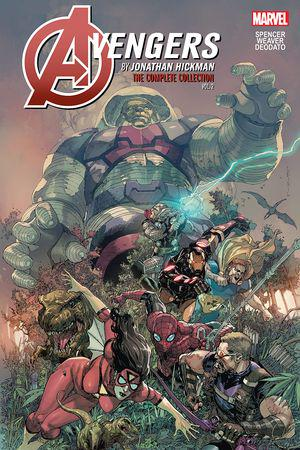 Avengers by Jonathan Hickman: The Complete Collection Vol. 2 (Trade Paperback)