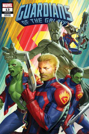 Guardians of the Galaxy #13  (Variant)