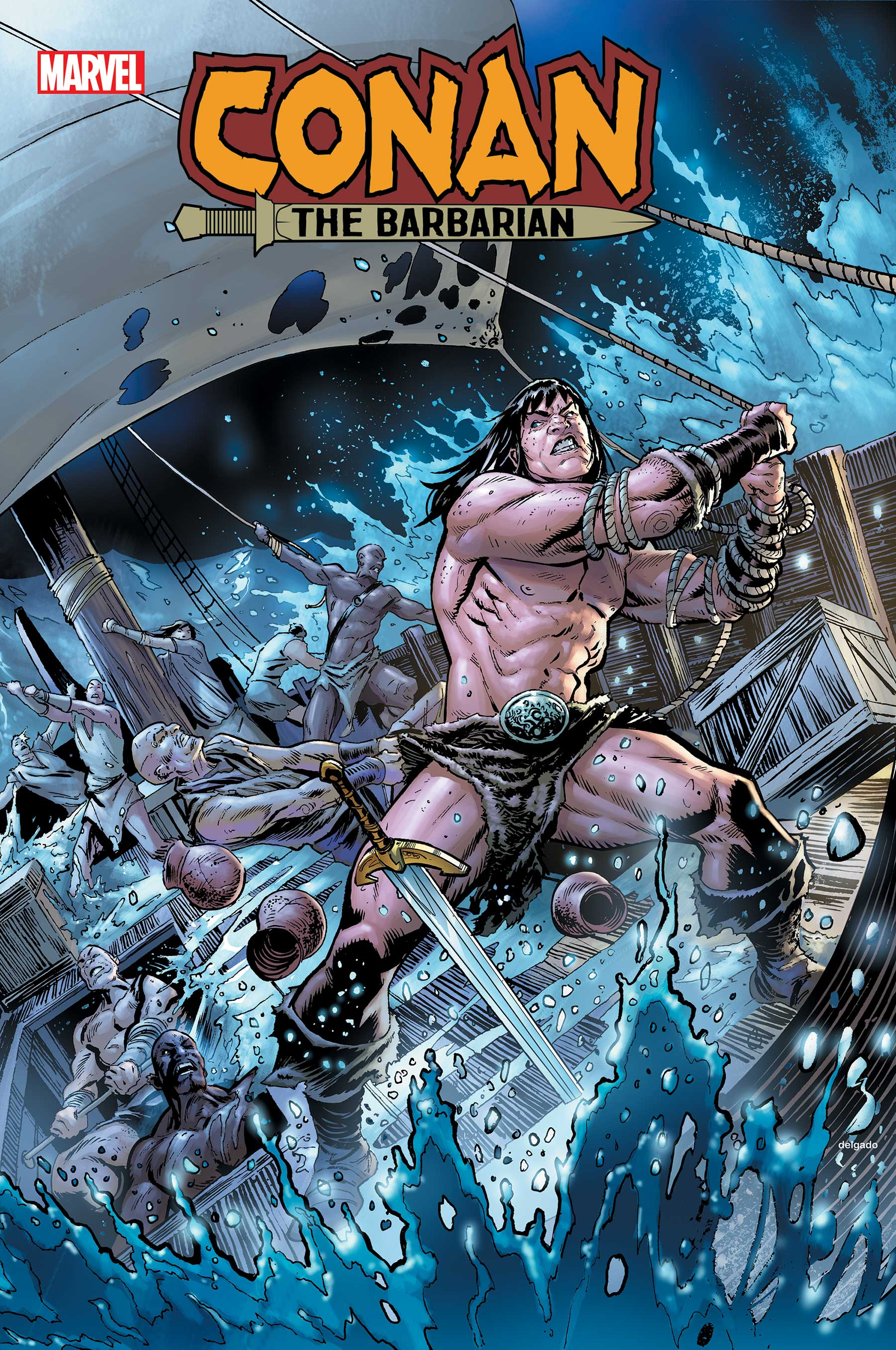 Conan the Barbarian (2019) #24