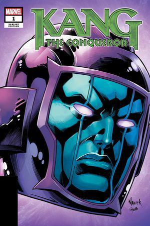Kang the Conqueror (2021) #1 (Variant)