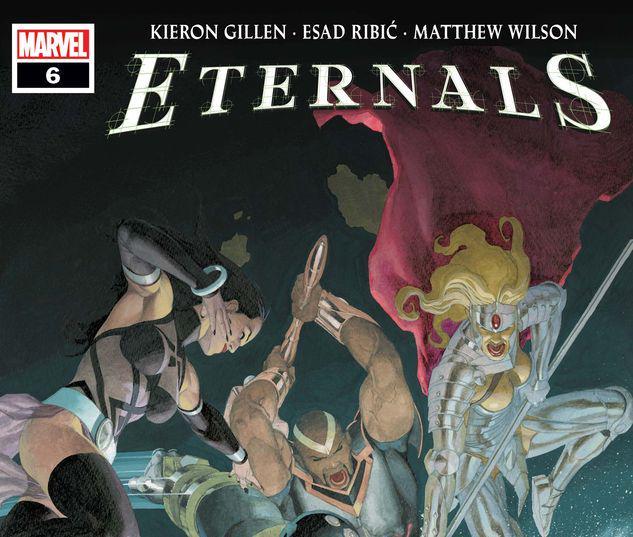 Eternals #6