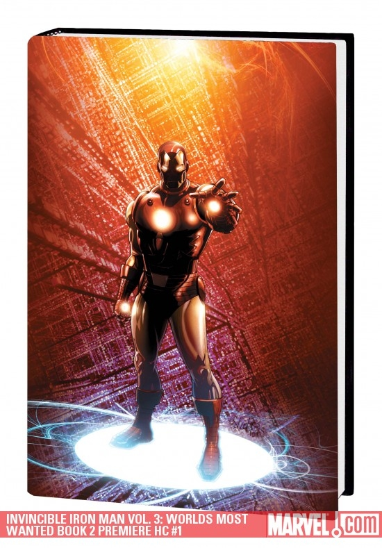 Invincible Iron Man Vol. 3: Worlds Most Wanted Book 2 (Hardcover)