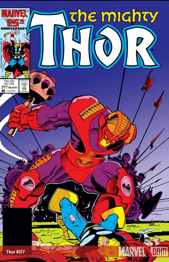 Thor (1966) #377