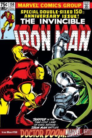 Iron Man (1968) #150