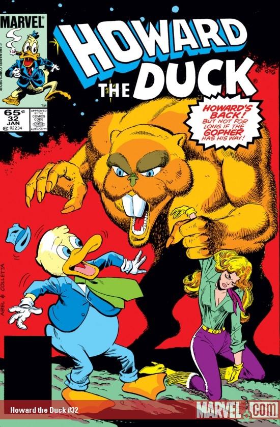 Howard the Duck (1976) #32