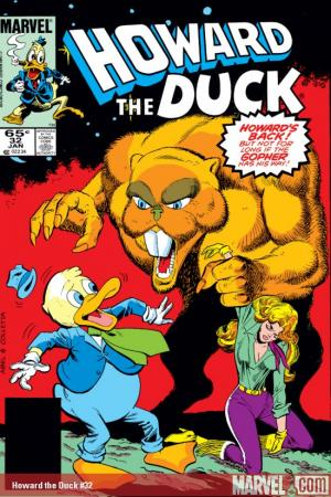 Howard the Duck (1976) #32