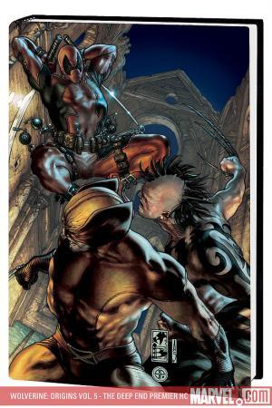 Wolverine: Origins Vol. 5 - The Deep End Premiere (Hardcover)