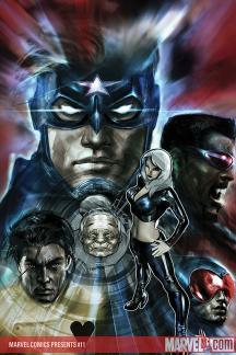 Marvel Comics Presents #11