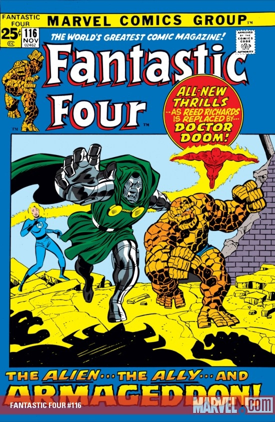 Best of the Fantastic Four Vol. 1 (Hardcover)