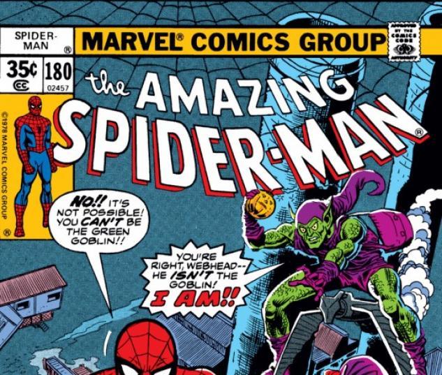 AMAZING SPIDER-MAN #180