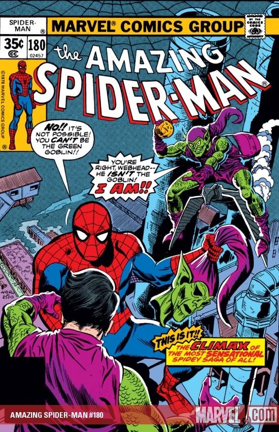 The Amazing Spider-Man (1963) #180