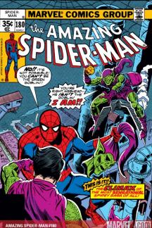 The Amazing Spider-Man #180