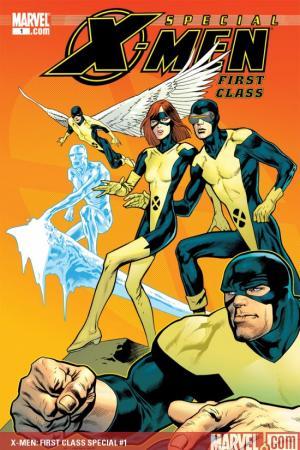 X-Men: First Class Special (2007) #1
