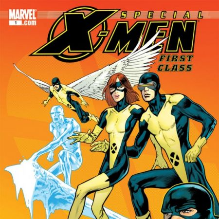 X-MEN: FIRST CLASS SPECIAL #1