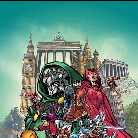 Marvel Atlas (2007 - 2008)